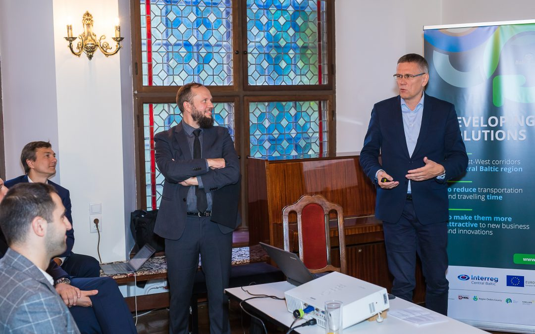 Baltic Sea logistics in a changing environment: Baltic Loop Kick-off seminar in Tallinn