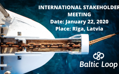 International stakeholder meeting 22 January 2020/ RIGA