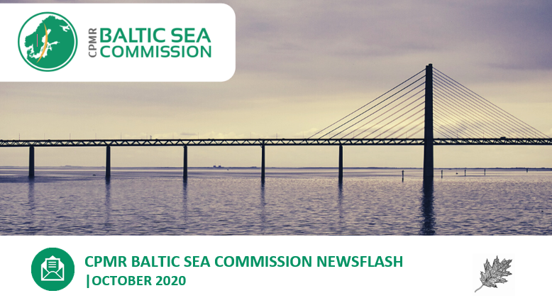 Baltic Loop has been noticed by CPMR Baltic Sea Commission