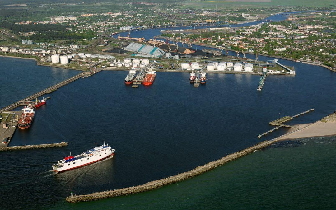 Assessment of the Transit Corridor Belarus–Latvia–Sweden within Baltic Loop