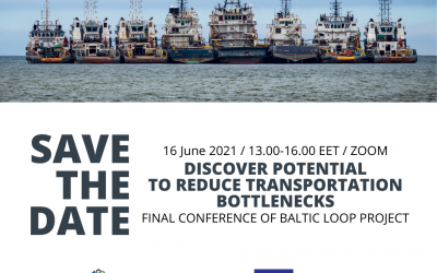 Save the date: BALTIC LOOP final conference – 16 June 2021